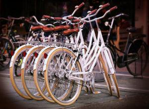 Accidente en bicicleta los angeles