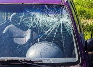 Despues de un accidente de auto